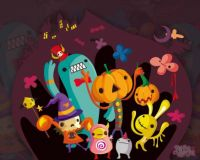 spooky one for kids........halloween cuties no2