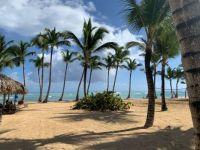 Christmas isolation in Punta Cana