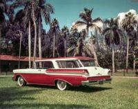 1958 Mercury Commuter Station wagon