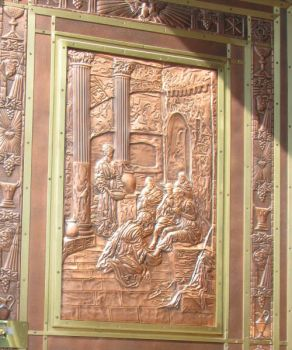 Door of Sainte-Anne-de-Beaupré