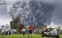 Massive Ash Plume over Hawaiis Big Island