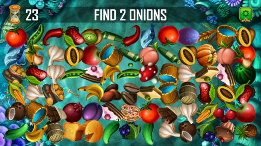 Find 2 onions!!
