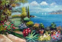 Theme ~ Mediterranean Garden 2