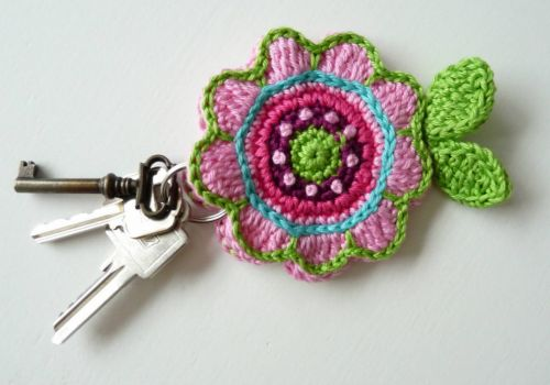 Key Cover Anne