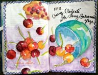 #11 Cherries Clafouti