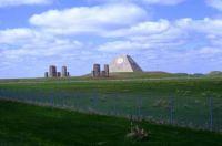 Pyramid in North Dakota