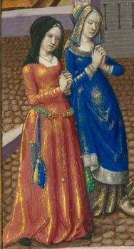 Ladies Of The Middle Ages