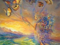Up and away by josephine wall