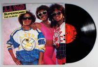J.J. Fad: SuperSonic the Album