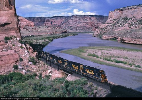 152-Colorado, Utaline-Denver And Rio Grande