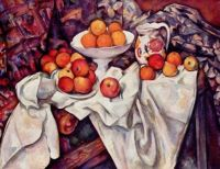 Cezanne: Still Life with Apples and Oranges