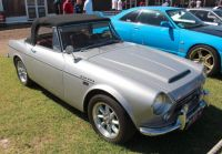 "Datsun ""SR311"" Sports 2000 Roadster - 1967"