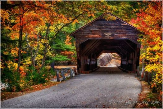 West Virginia-Covered Bridge