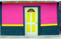 """Colourful house"", by malias"