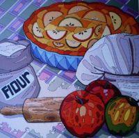 Apple Pie Fixings . . . . .