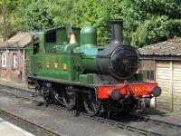 GWR Collett 1400 Class 0-4-2T 1450.