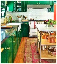 KITCHEN THEME 11 of 12 - Colourful Kitchen