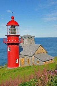 Lighthouse ~ Quebec City