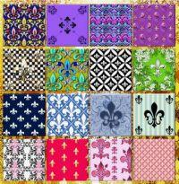 Fleur De Lis Collage Challenge