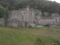 Welsh castle