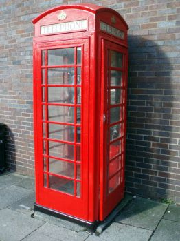 Red Telephone Box (3)