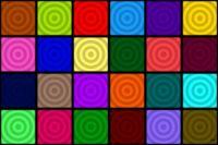 Bullseyes!! ~ XL
