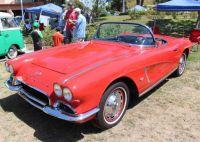 """Chevrolet (C1) """"Corvette"""" Roadster - 1962"""