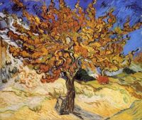 Van Gogh - Mulberry Tree, 1889