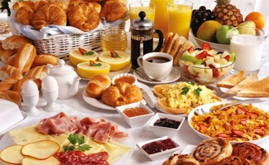 Breakfast for Grandma Lucy