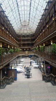 Cleveland's Euclid Arcade