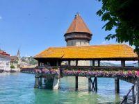 Kappelbrücke Lucerne