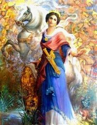 Artemisia Persian Woman commander