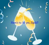 Happy 10 years, Jigidi