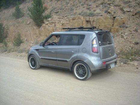 1st Kia Soul sold in the Denver area 5/1/09