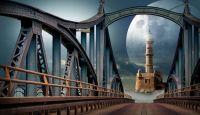 Bridge to the Lighthouse - v. lrg