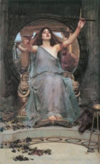 1892 Circe Offering the Cup to Odysseus
