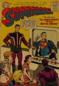 superman march 1956