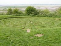 The Labyrinth, Alkborough in North Lincolnshire