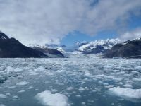 Columbia Glacier and Ice Floe!!