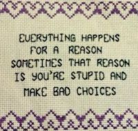 wisdom from grandma
