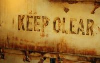 Textures - Rust and Decay - Keep Clear