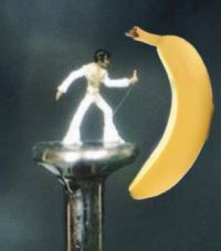 Yet Another Elvis Banana!