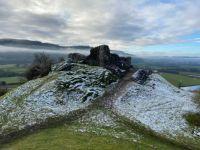 Dryslwyn Castle, Llandeilo, Carmarthenshire