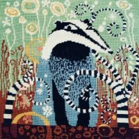 Badger Needle Point