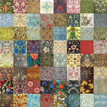 William Morris Patterns (Large)