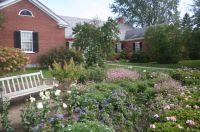 Mary Cassatt's garden