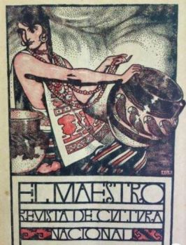 Mexican Poster Art 1921 event