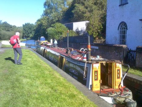 A cruise along the Staffordshire and Worcestershire Canal, Stourport to Great Haywood Junction (634)