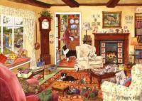 Grandma's Comfortable and Welcoming Room