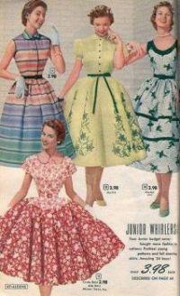 Vintage dresses 3